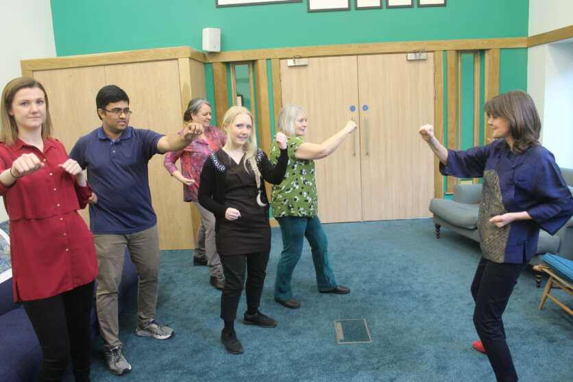 Nairn Healthcare Group to Offer Hospice Wellbeing Groups image