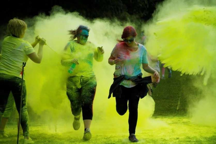 Run for Colour: Assault image
