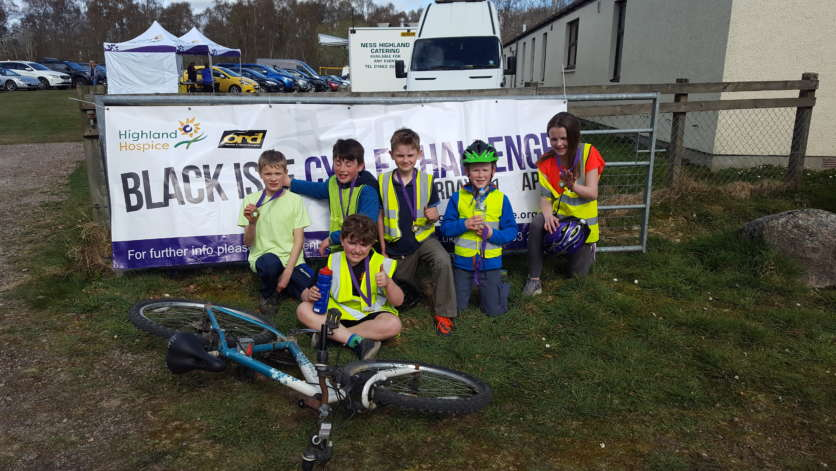 Black Isle Cycle Challenge image