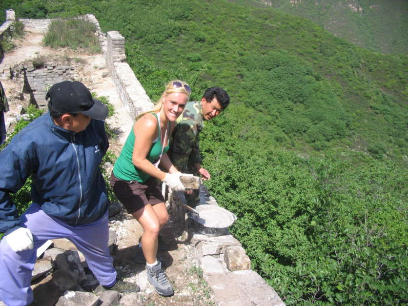 Great Wall of China Challenge image