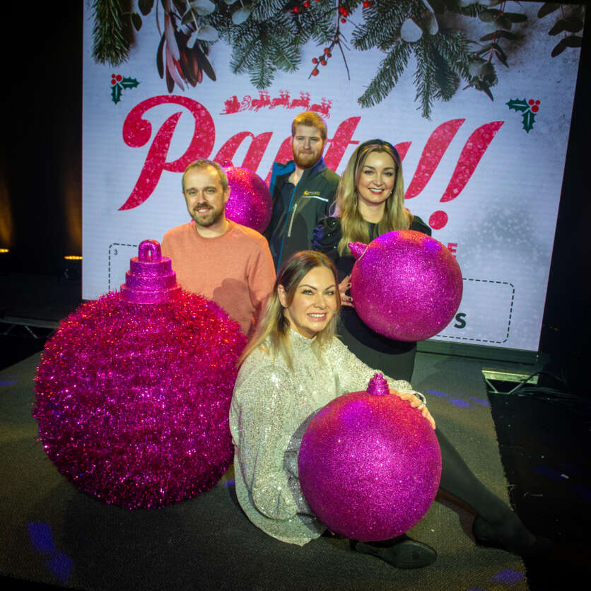 'Party At Your Place' this Christmas to Support Highland Hospice image
