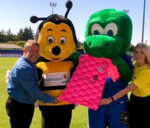 Inverness Caledonian Thistle Football Club Charity Partnership image