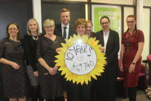   Clydesdale & Yorkshire Banks Celebrate a Decade of Difference with Hospice UK image