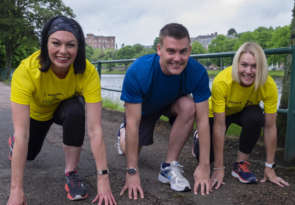 Inverness Travel teams up with Highland Hospice for the London Landmarks Half Marathon image