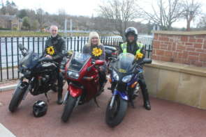 Bikers Prepare for Lands End to John O'Groats Jaunt for Hospice image