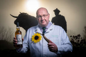 Lovat Estate Donates Rare Bottle to Hospice Whisky Auction image