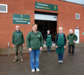 Hospice Plea for Volunteers to Help Run New Stores and Warehouse image