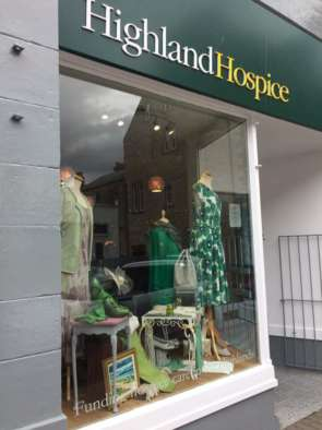 Revamped Nairn Hospice Shop Open for Business image