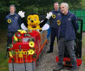 Summer Success for Ness Islands Railway image