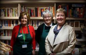 Highlands and Islands MSP Rhoda Grant Encourages Locals to Join Secret Santa Charity Shop Challenge image