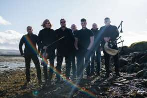 RhythmnReel Launch New Single at Hospice's 'Party at Your Place' image