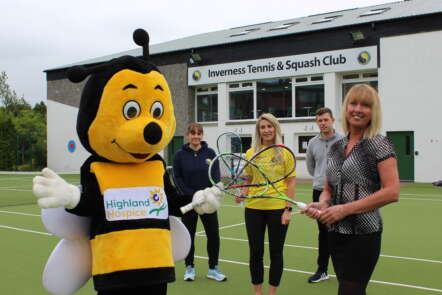 Highland Hospice Chosen to Benefit from the 2021 Springfield Scottish Squash Open image
