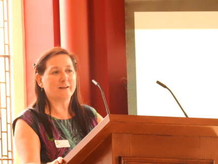 Susan Smith talks about how our befriending service 'Helping Hands' supports carers image