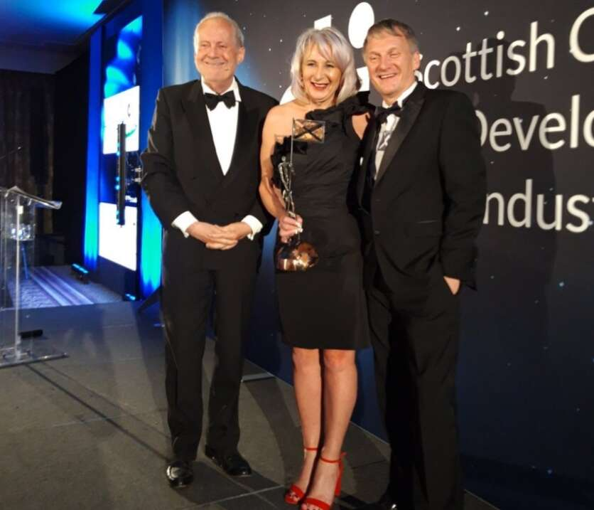 People Development Award for Highland Hospice image