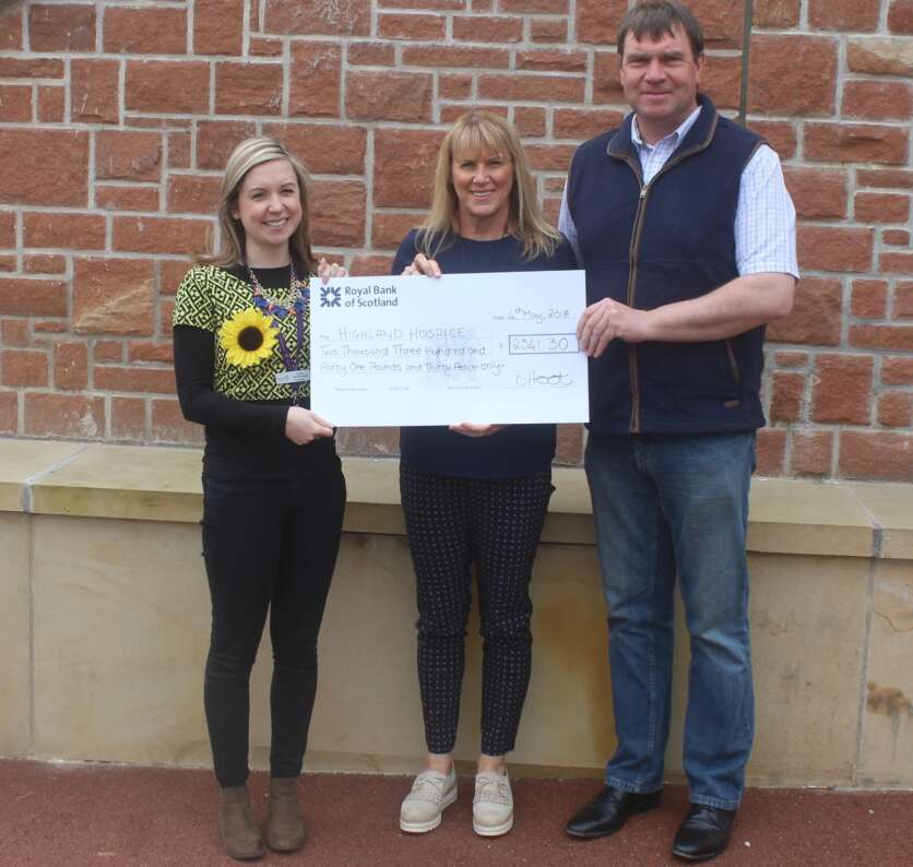 Clay Target Day Raises Hospice Funds image