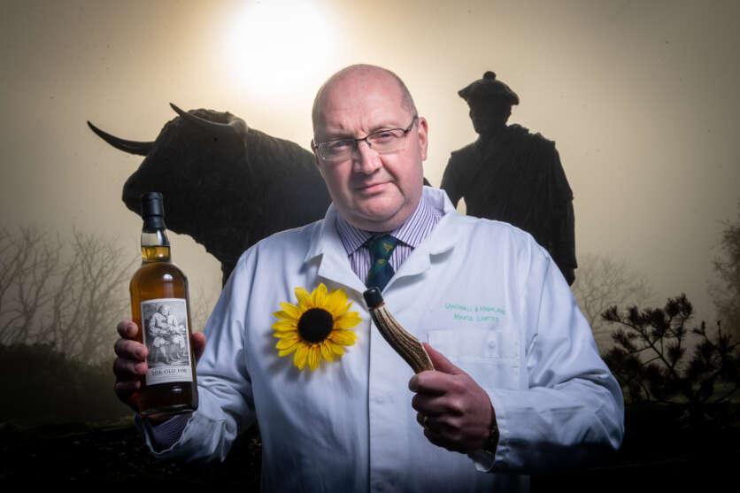Lovat Estate Donates Rare Bottle to Hospice Whisky Auction image