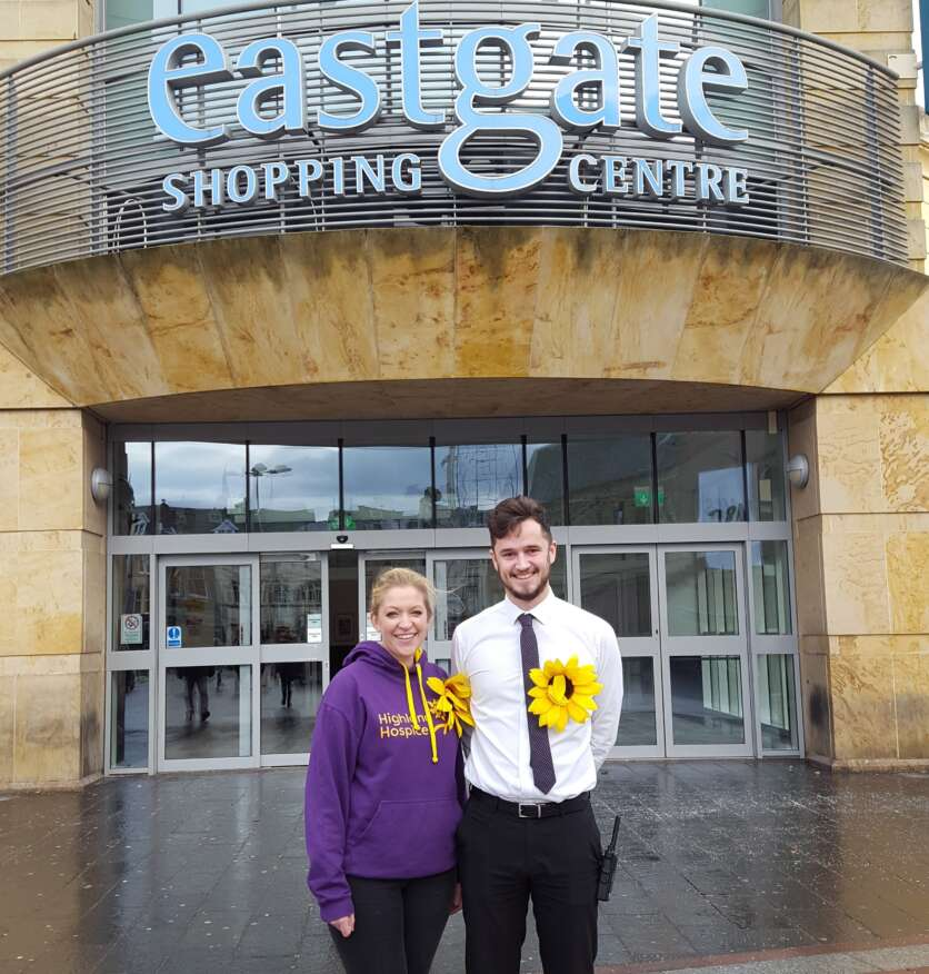 Eastgate Shopping Centre Helps Hospice Grotto Achieve Record Amount image