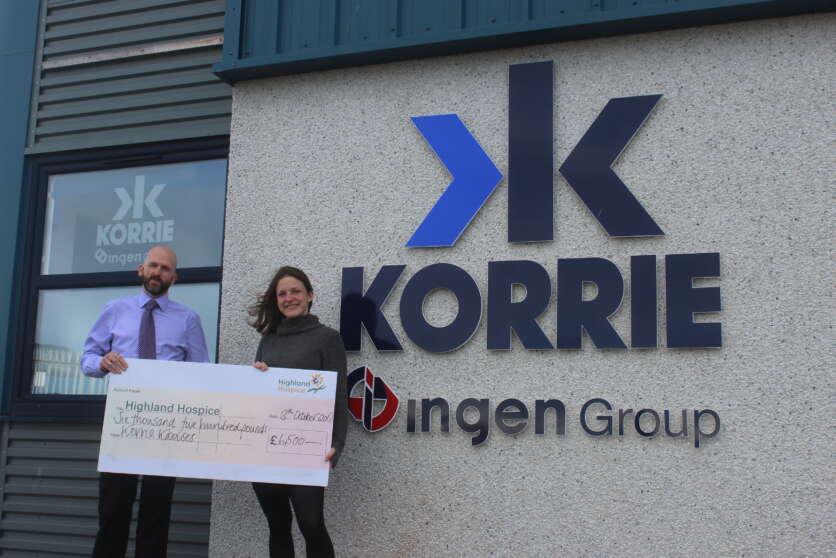   Korrie's Donnie Fraser Memorial Trophy Raises Hospice Funds image