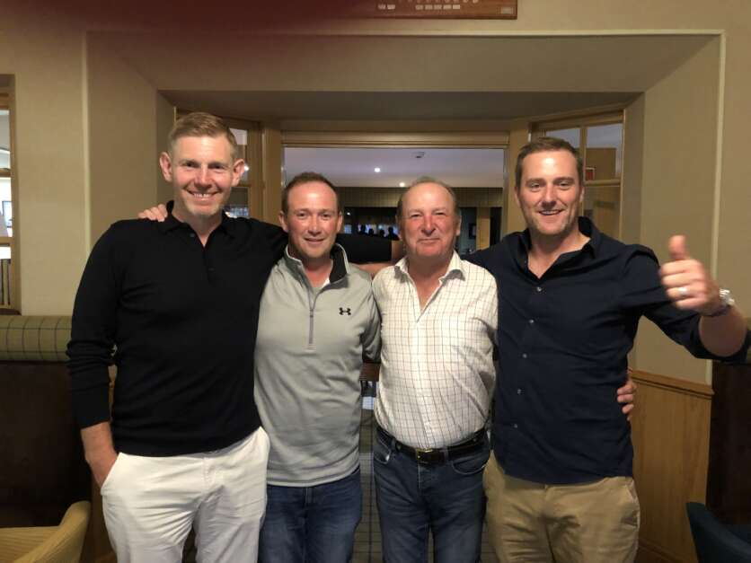 A Night With the Pros Raises £6000 image