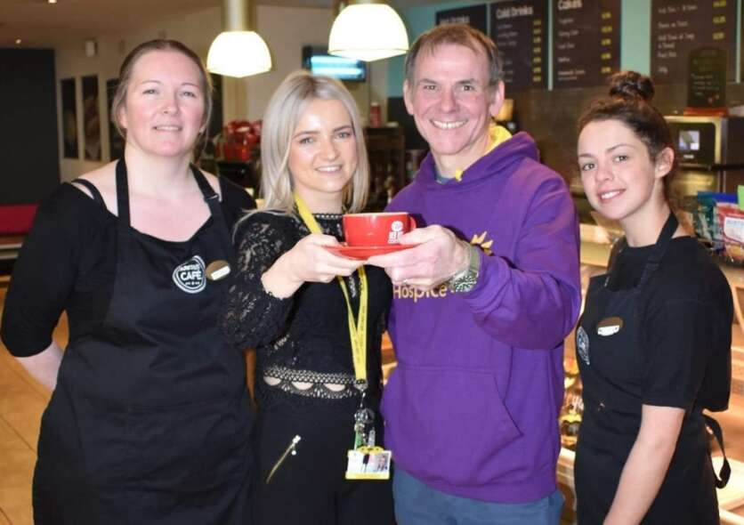 Highland Hospice to Open new Cafe 'In the City' image