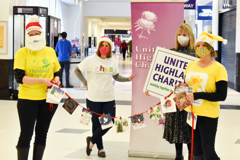 Show You Care by Sending a Charity Christmas Card image
