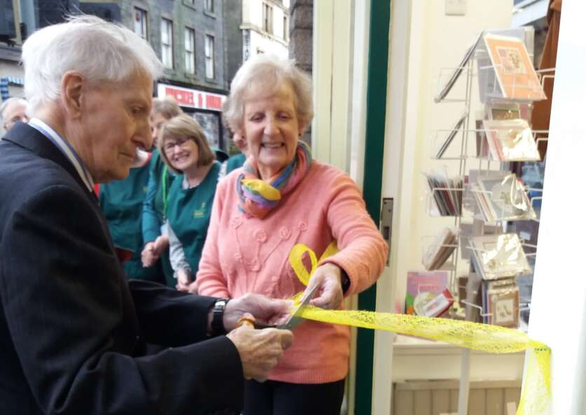 Revamped Wick Hospice Shop Open for Business image