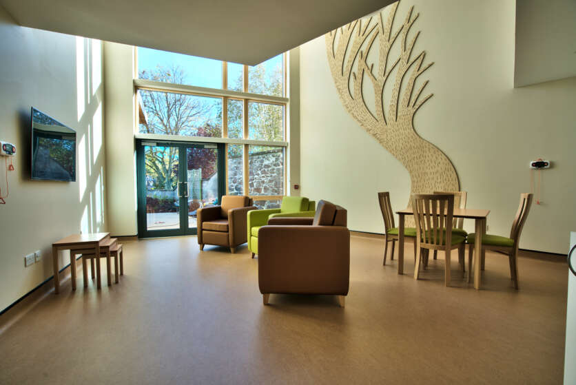 Highland Hospice Reveals First Look at New Inpatient Unit image