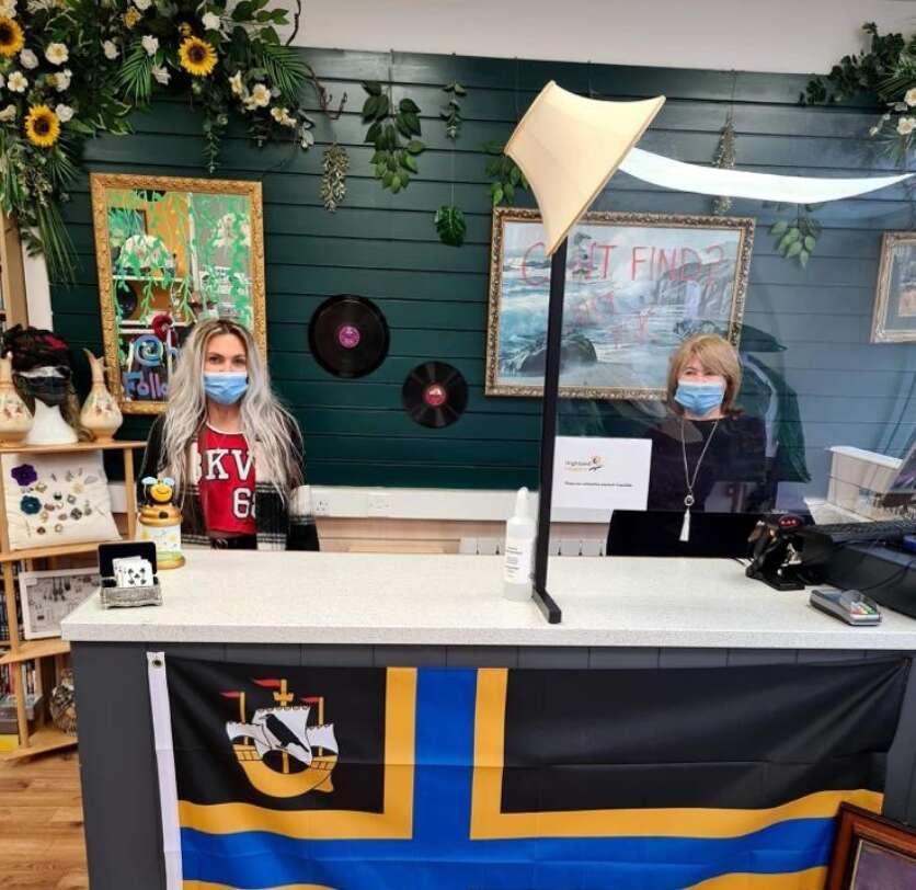 Caithness Hospice Shops' Volunteer Plea image